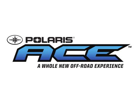 polaris logo 2015 polaris ace partners with gncc to offer single seat