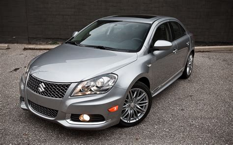 2012 suzuki kizashi information and photos zombiedrive