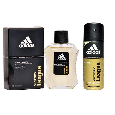 Parfum Adidas Victory League buy adidas victory league perfume and deodorant combo for