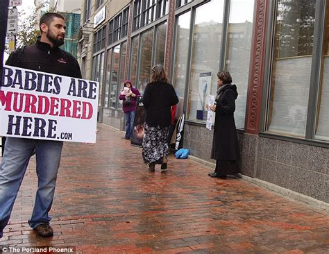 daycare portland maine planned parenthood protester sued for yelling loudly outside abortion clinic daily