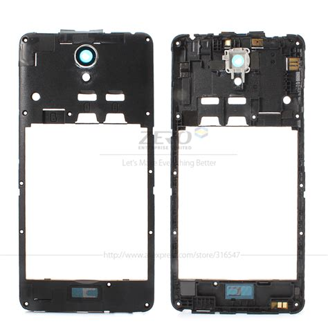 Spare Part Xiaomi Redmi 2 middle housing frame cover for xiaomi redmi note 2 prime