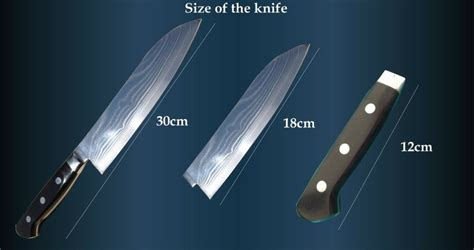 Folded Steel Kitchen Knives by Japanese Kitchen Knives Damascus Steel Product Buy