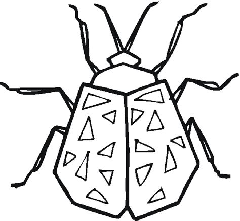 stink bug pages coloring pages