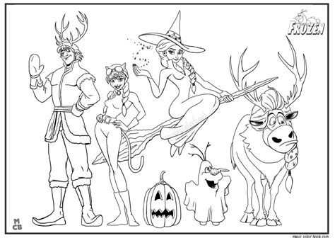 frozen winter coloring pages frozen coloring pages