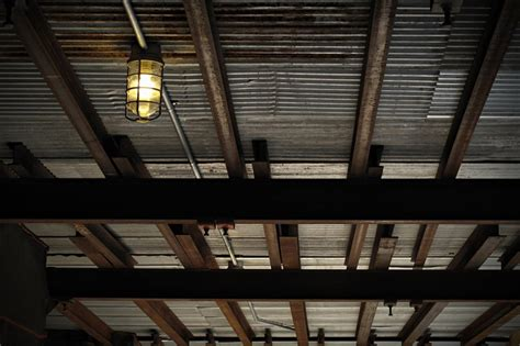 Corrugated Tin Ceiling by Corrugated Metal Ceiling So Awesome Shop