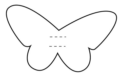 paper place card holder butterfly template 13 easter craft ideas and decorations free templates