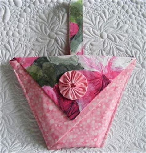 Fabric Origami Bag - origami bags geta grama s bags pouches fabric boxes