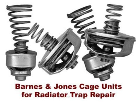 Barnes Jones Barnes Jones 3414 Cage Unit For Sterling Traps