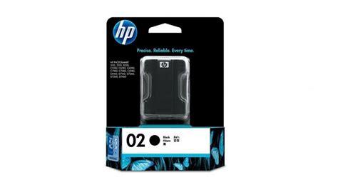Dijamin Hp Ink Cartridge Hp 02 Black buy hp 02 black ink cartridge harvey norman au