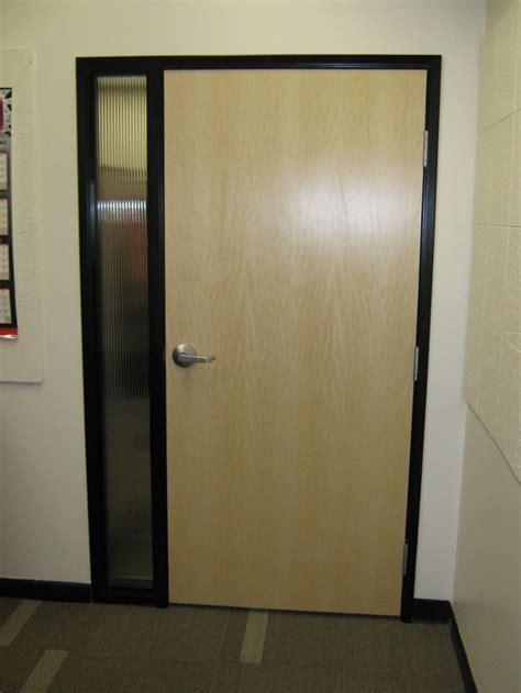 commercial interior doors with window door window mechanics inc door installation