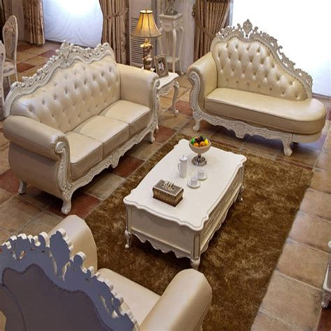 European Style Sofas by European Style Sofa Living Room Sofa Luxury Villas In All