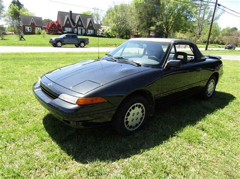 electric and cars manual 1993 mercury capri security system 1993 mercury capri convertible for sale 12 used cars from 1 494
