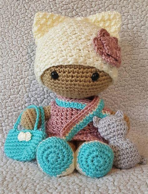 crochet pattern free video crochet dolls free patterns amigurumi video tutorial