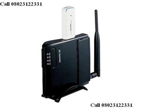 Modem Etisalat 3g wireless router for starcomms mtn zain multilinks usb