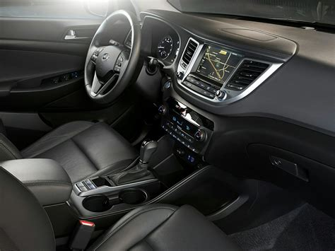 hyundai tucson interior 2017 new 2017 hyundai tucson price photos reviews safety