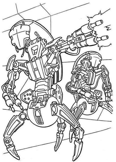 lego droid coloring pages star wars droids coloring pages