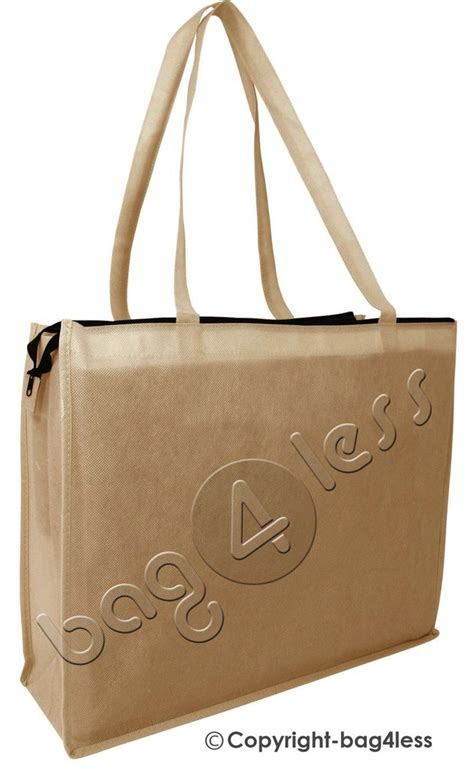 Terbatas Pouch W Zipper Large Size promotional large tote bags in bulk bag4less