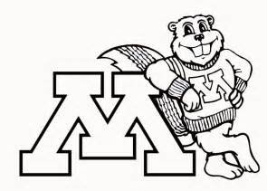 gopher coloring pages getcoloringpages