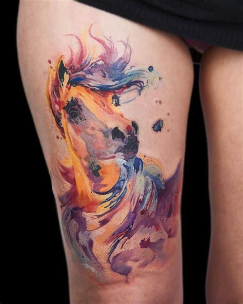tatuajes de caballos descubre nuestra selecci 243 n de tattoos