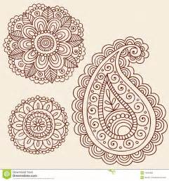 Lotus Flower Doodle Lotus And Paisley Crafty And Cool