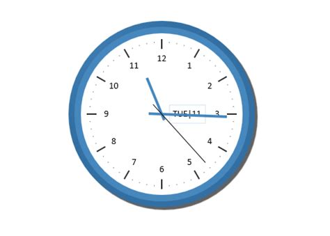 clock template html5 html5 canvas and javascript based analog clock by