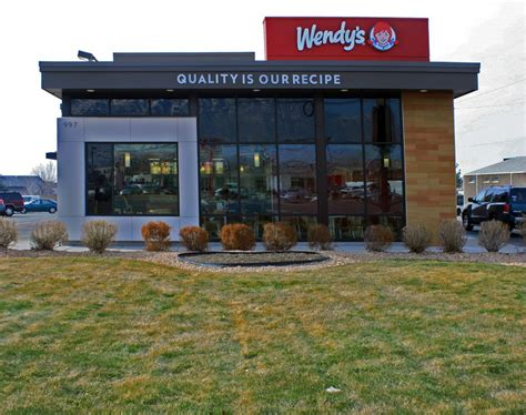 wendys restaurants harris architecture