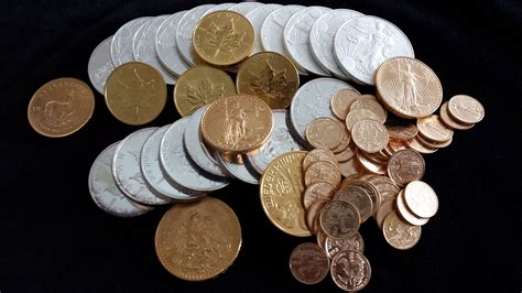 Going For The Goldand The Silver by We Sell Silver Gold And Silver Coins Bullion And