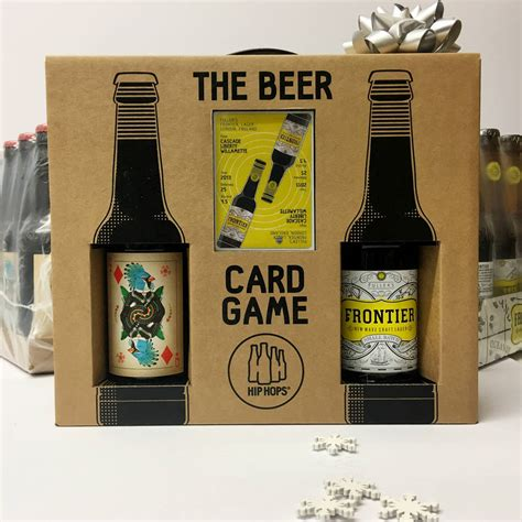 Brewery Gift Cards - beer card game and craft beer gift set by hip hops notonthehighstreet com