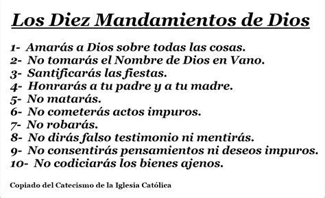 los diez mandamientos para nios los diez mandamientos catolicos related keywords