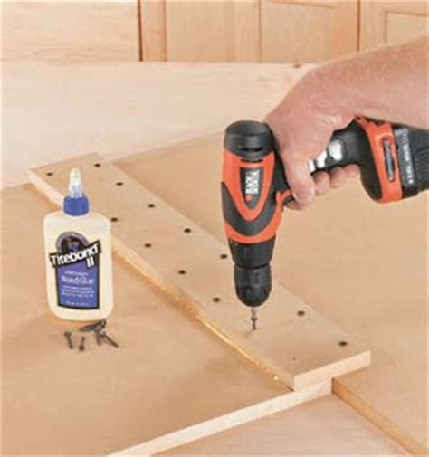 Laminating A Countertop by Kitchen And Bathroom Renovation How To Build A Laminate Countertop 03