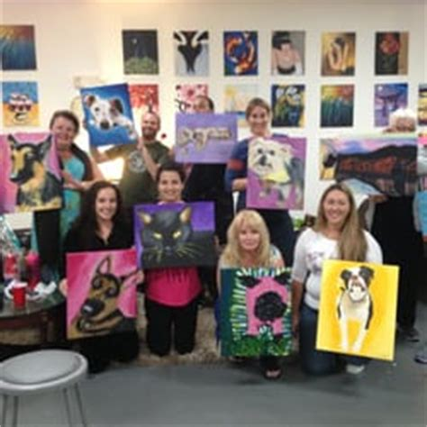 paint with a twist florida painting with a twist 101 fotos arte y vino fort