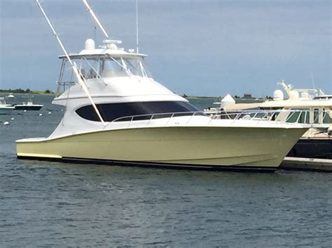 2013 used hatteras gt54 convertible fishing boat for sale - Convertible Fishing Boat Brands