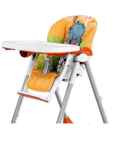 housse chaise peg perego housse chaise haute peg perego hippo arancio les b 233 b 233 s