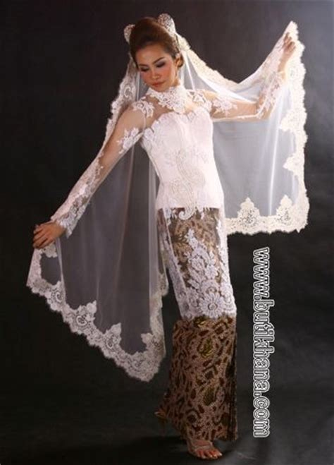 Kebaya Muslim Akad Nikah 43 Best Images About Akad Nikah Kebaya On
