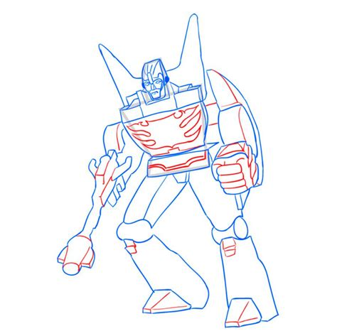 how to draw a rod step by step cars draw cars how to draw rodimus prime s transformer with a pencil step