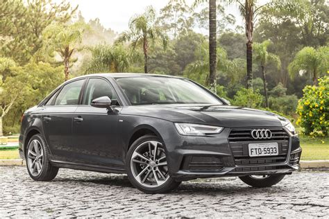 Motor Audi A4 by Audi A4 Estreia S 233 Rie Especial Limited Edition Motor Show