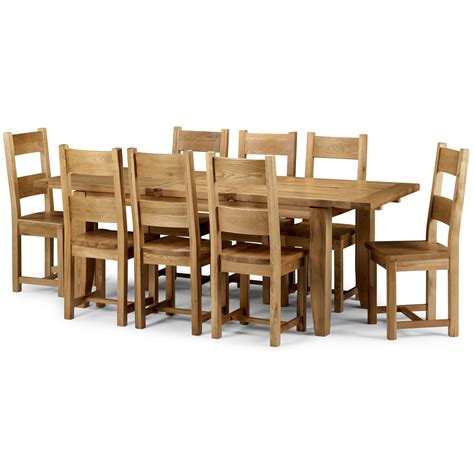 Cochrane Oak Dining Room Set Solid Oak Dining Room Sets Harden Dining Room Furniture