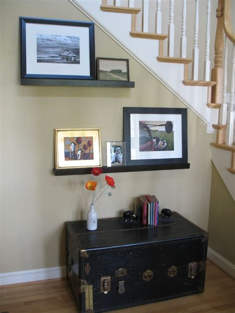 picture ledge ideas wonderful picture ledge ideas with the befores afters