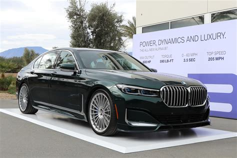 Bmw Alpina B8 2020 by 2020 Alpina B7 Xdrive Arrives As The Ultimate 7 Series