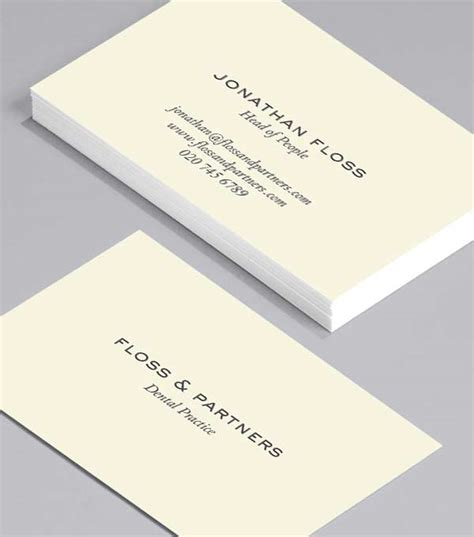 Best Looking Business Cards