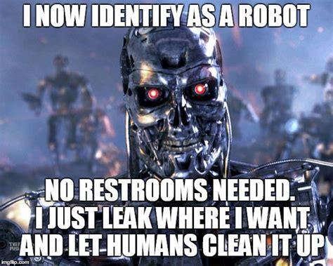 I Robot Meme - robot imgflip