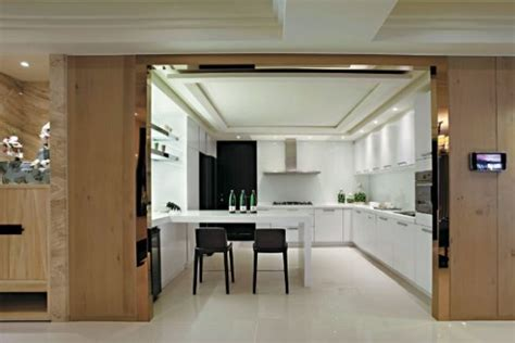 2015 ? New 16 Types Open Concept Kitchen Design Ideas