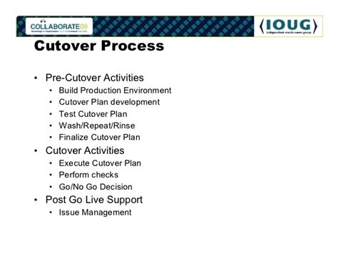 cutover plan template cutover plan v2