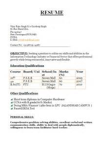 Finance Assistant Sle Resume by Finance Assistant Resume Review