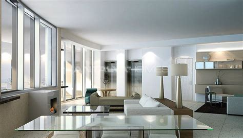appartements ultra modernes dans le coeur distanbul