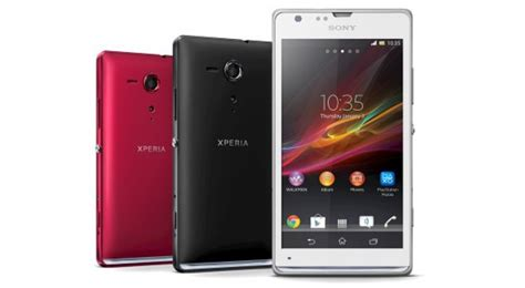 Handphone Android Kitkat Sony Xperia Sp sony xperia sp receiving new update soon but it won t be