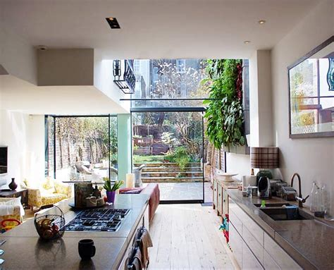 Ideas For Small Apartment Kitchens house extension primrose hill north london archplan