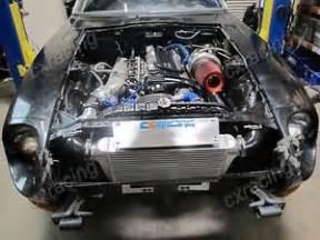 turbo manifold intercooler engine mount swap kit for rb20