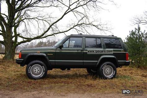 1996 Jeep Xj 1996 Jeep Xj 4 0l Ho Limited Edition