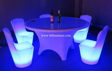 led banquet table led lighting decorations for outdoor